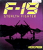 F-19 Stealth Fighter (Microprose) –&nbsp[C0669]